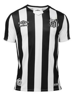 Camisa Santos Fc 2019 ( Pronta Entrega ) Produto No Brasil