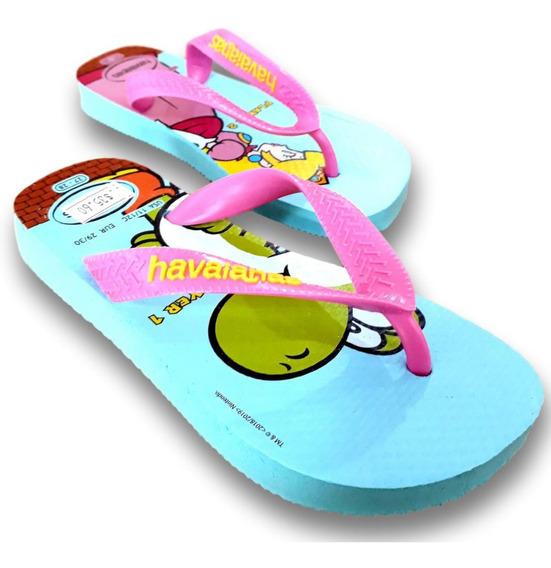 Sandália Chinelo Infantil Havaianas Kids Mario Bros Original