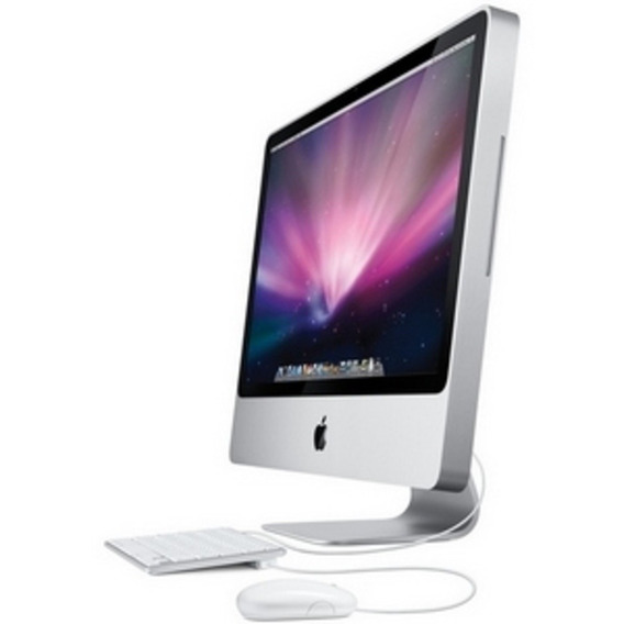 iMac Apple 20 A1224 Core 2 Duo 4g Ssd 128 (mid 2008)