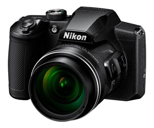 Cámara Nikon Coolpix B600 16 Mpx Zoom 60x Full Hd.