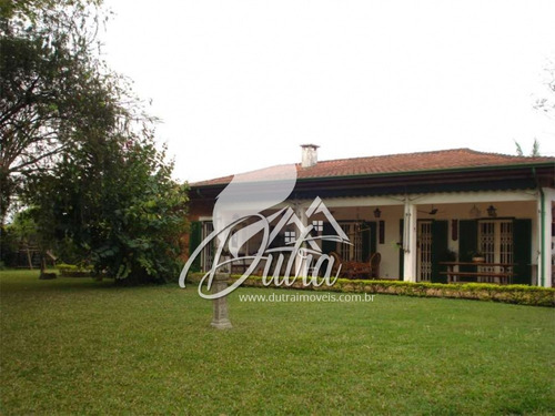 Imagem 1 de 15 de Casa De Campo Em Carapicuíba 620 M² 4 Suítes 20 Vagas - 15ba-839f