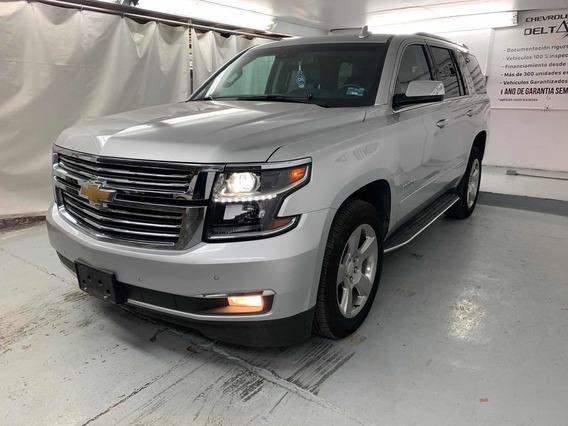 Chevrolet Tahoe 5.4 Premier Piel 4x4 At 2019