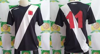 Camisa Oficial Futebol Vasco Da Gama Umbro 2006 Diamante #11