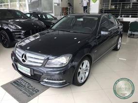 Mercedes Benz C200 Cgi Avantgarde 1.8 (teto Solar) Aut./201