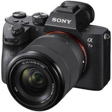Compro Câmera Sony A7 Ou A7s Com Ou Sem Lente