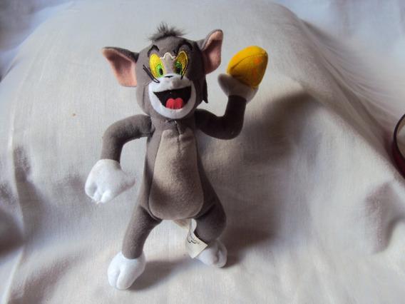 Pelucia Gato Tom Tom & Jerry Looney Tunes Tamanho 20cm