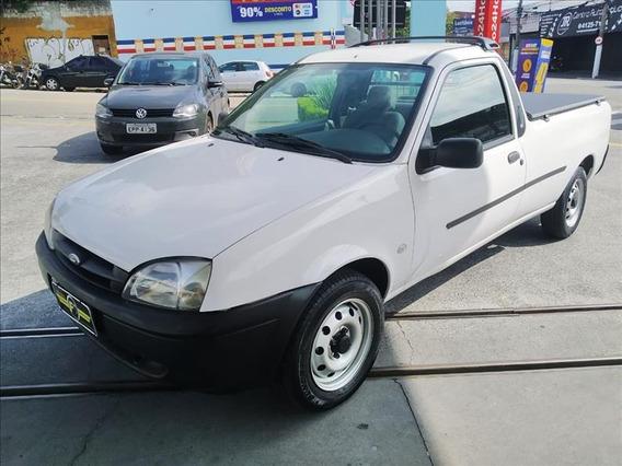 Ford Courier L 1.6 Flex 2012 Muito Nova