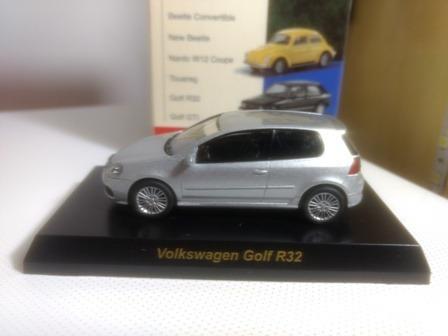 Vw Golf R32 Coleção 1 Kyosho Escala 1/6