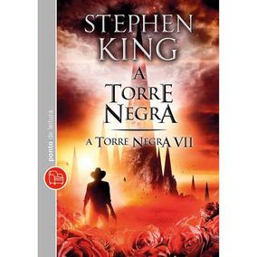 Livro A Torre Negra: A Torre Negra Volume 7 Edição De Bolso