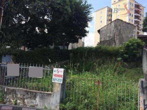 Imagem 1 de 5 de Terreno À Venda, 600 M² Por R$ 1.200.000,00 - Vila Formosa - São Paulo/sp - Te0064