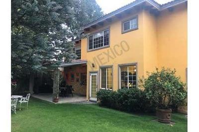 Hermosa Residencia En Los Robles, Situada A 30 Min De Santa Fe Y A Un Lado Del Club De Golf Los Encinos
