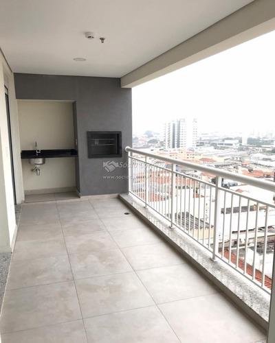 Imagem 1 de 15 de Apto 60 M² À Venda- Terraço Gourmet- Cond. Up Life Residence - Apartamento A Venda No Bairro Santana - São Paulo, Sp - Sc01349