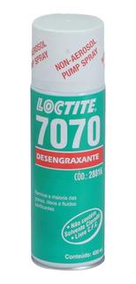 Desengraxante 7070 400ml Loctite 233554