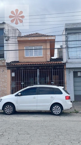 Imagem 1 de 15 de Casa Sobrado Em Jardim Aricanduva  -  São Paulo - 5691