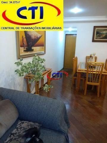 Imagem 1 de 20 de Apartamento À Venda, Baeta Neves, São Bernardo Do Campo. - Ap2544