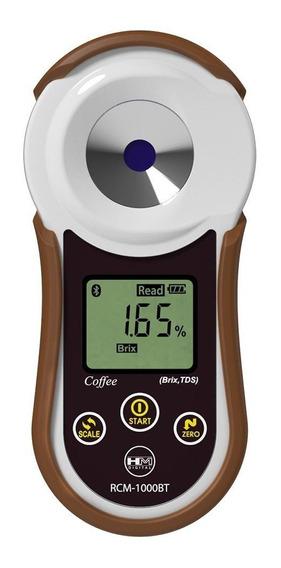 Refractometro Digital Brixometro Azucar Y Medidor Tds Cafe