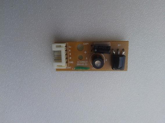 Placa Receptora Do Remoto Tv Philco Ph32m Led A3