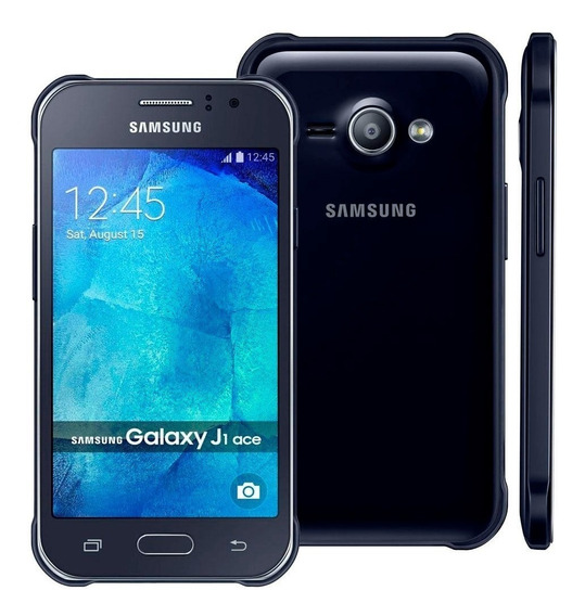 Celular Samsung J1 Ace Libre Reacondicionado 15% Off