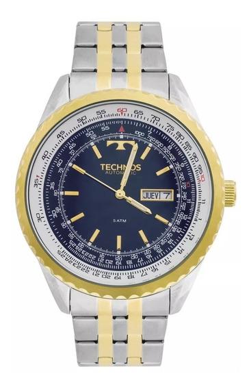 Relógio Technos Classic Automatico 8205n0/5a L3