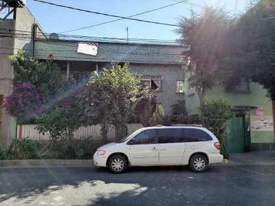 Se Vende Casa Terreno, En Col. Moderna, Benito Juarez
