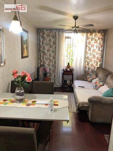 Imagem 1 de 16 de Apartamento À Venda, 62 M² Por R$ 300.000,00 - Freguesia Do Ó - São Paulo/sp - Ap4164