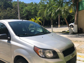 Chevrolet Aveo 1.6 Ls L4/ At 2014 En Cancún