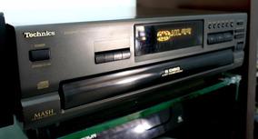 Cd Player Technics Sl-pd665 Charger 5cds