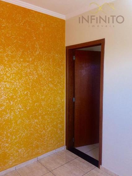 Casa Residencial Para Locação, Vila Monte Alegre, Paulínia. - Ca0934
