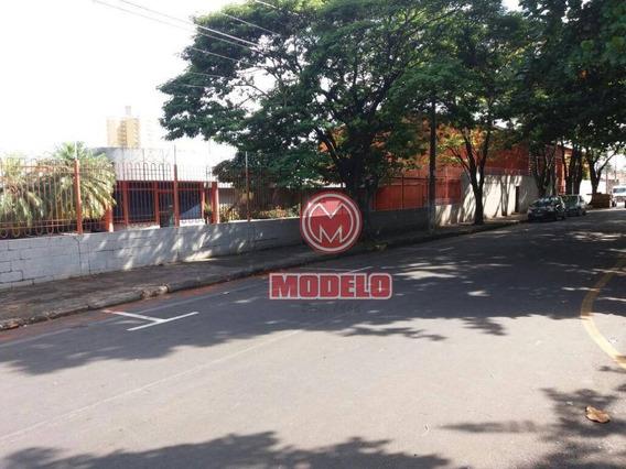 Barracão Comercial Para Locação, Morumbi, Piracicaba. - Ba0195