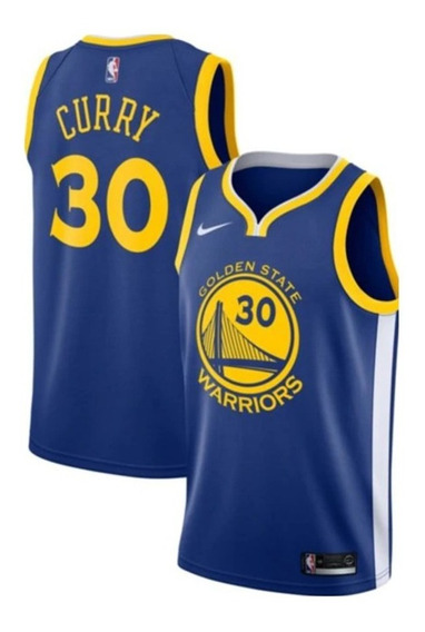 Camisa - Stephen Curry - Warriors