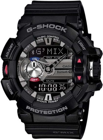Relógio Casio G-shock Gba-400-1adr Original Com Garantia