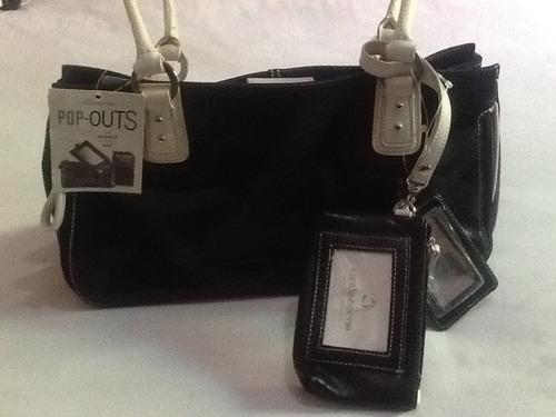 Imagen 1 de 6 de Liz Claiborne Bolsa Casual Para Dama Y Accesorios