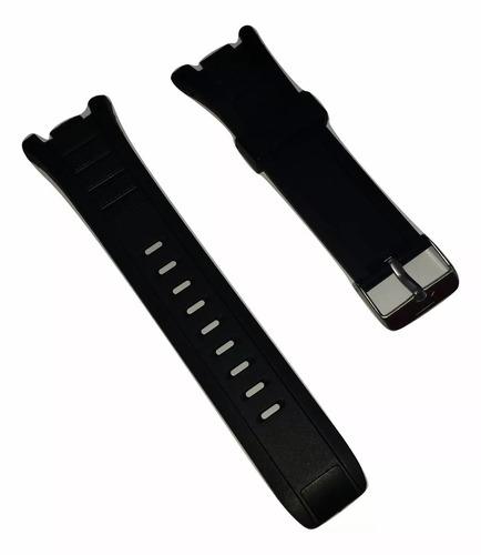 Pulseira Do Relógio Speedo 81067g Borracha 81067g0egnp1