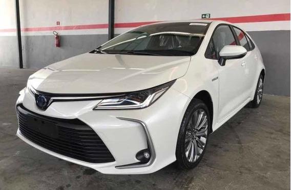 Toyota Corolla 1.8 Altis Hybrid Flex Aut. 4p Hibrido Flex