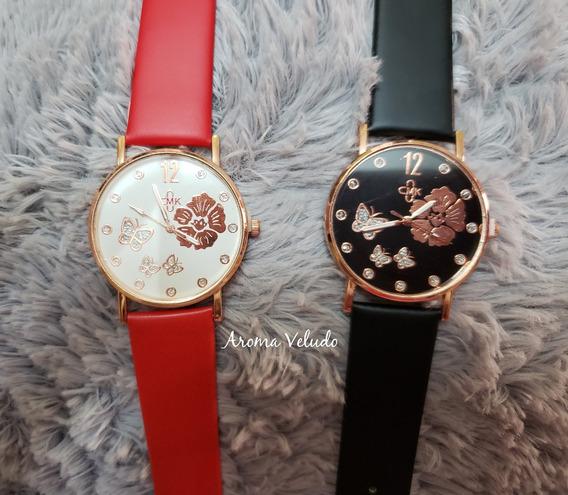 Relógio Flores