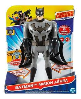 Batman Dc Alas De Batalla Figura 30cm Fgf44
