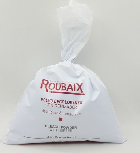 Imagen 1 de 1 de Polvo Decolorante Con Cenizador Roubaix 700g