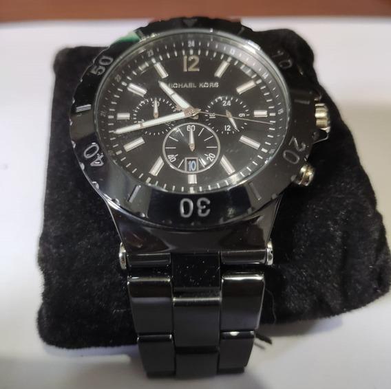 Relógio Michael Kors Ceramic Case And Bracelet