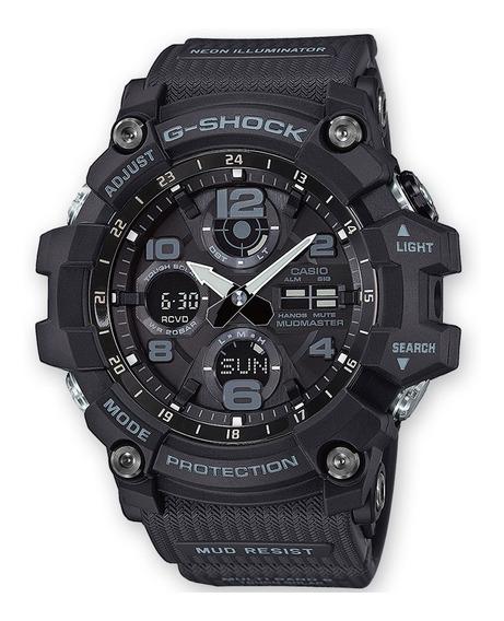Relógio Casio G-shock Masculino Mudmaster Gsg-100-1adr