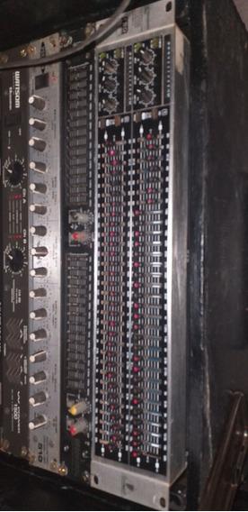 Equalizador Estéreo Bering 31x31 Bandas