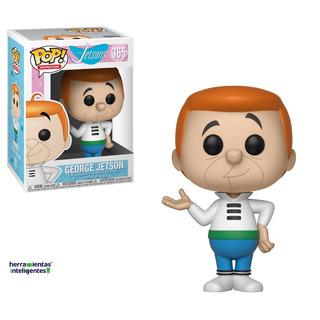 George Jetson Sonico Funko Pop Hanna Barbera Supersonicos