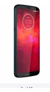 Celular Motorolaz3play 32gb Color Deep Índigo