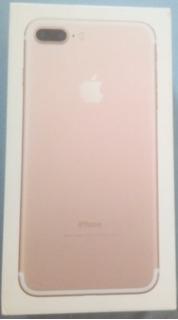 Caixa iPhone 7 Plus + Acessórios