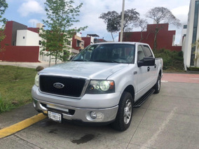 Ford Lobo 4.6 Xlt Cabina Doble 4x2 Mt 2007