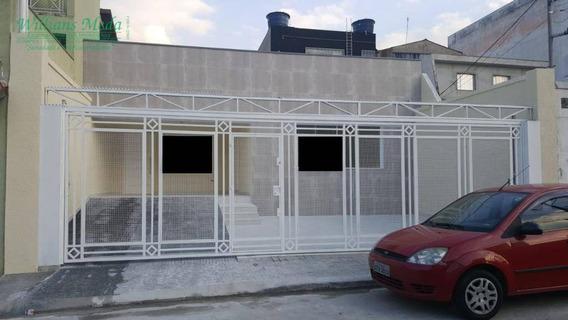Casa À Venda, 170 M² Por R$ 700.000 - Jardim Santa Mena - Guarulhos/sp - Ca0614