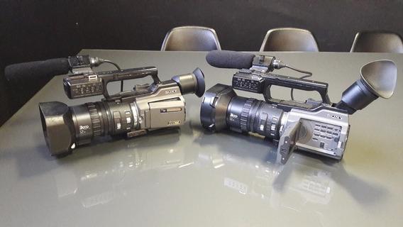 Sony Pd 170 :. 02 Câmeras E Acessórios