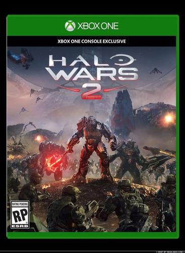 Halo Wars 2 Game Físico Xboxone