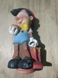 Muñeco Pinocho Antiguo