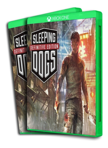 Sleeping Dogs Definitivive Edition Xboxone
