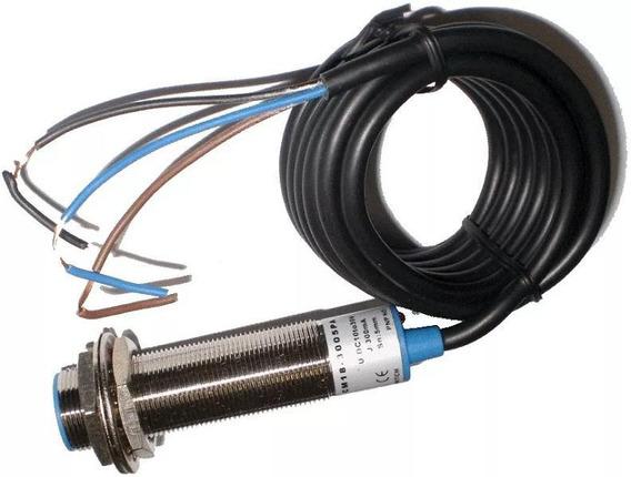Sensor Capacitivo Não Faceado 18mm 6~36vcc - Cm18 3008pa